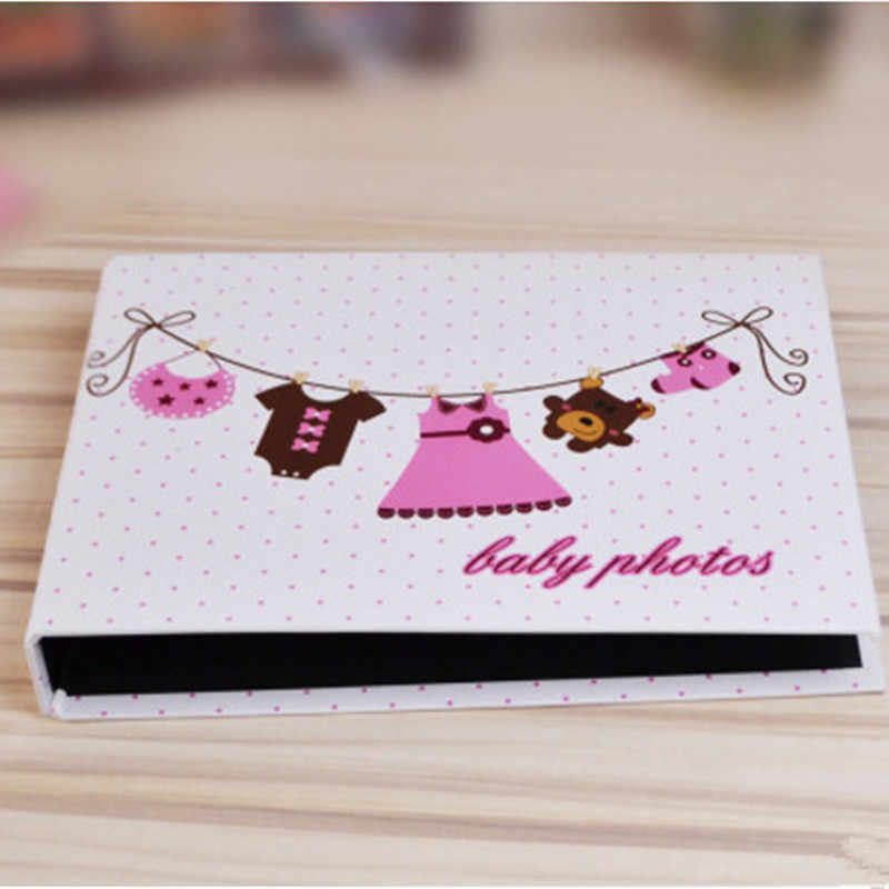 10 inch cartoon Diy Photo Album Wedding Photos children Family Memory Record Album Handmade Sticky Type scrapbooking album