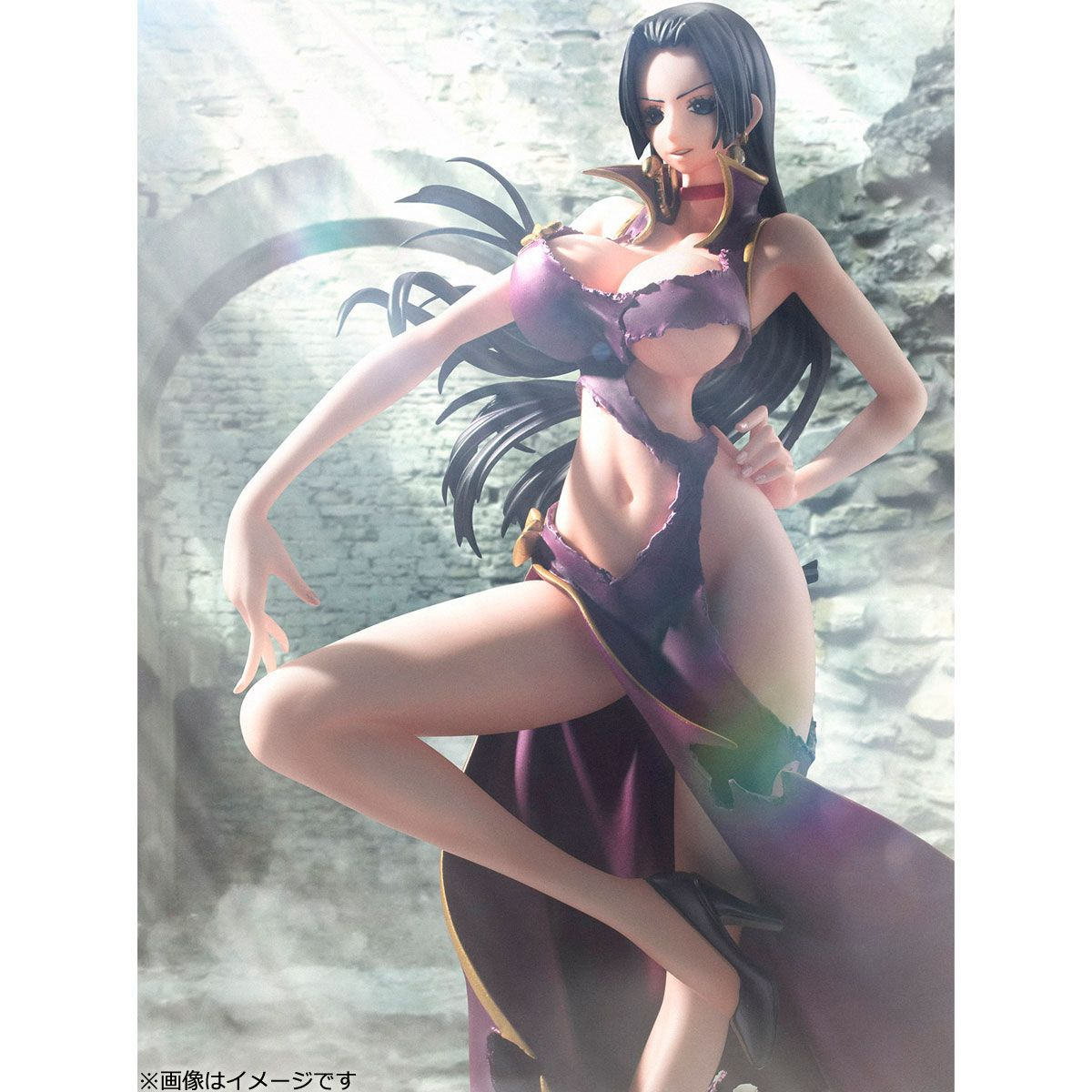 XINDUPLAN One Piece Boa Hancock VAH Anime Female Emperor Onepiece New World Sexy Action Figure Toys 23cm PVC Collect Model 0959 sexy boa hancock pvc action figure one piece anime model toy gift decoration figurines for collections free shipping 10 25cm