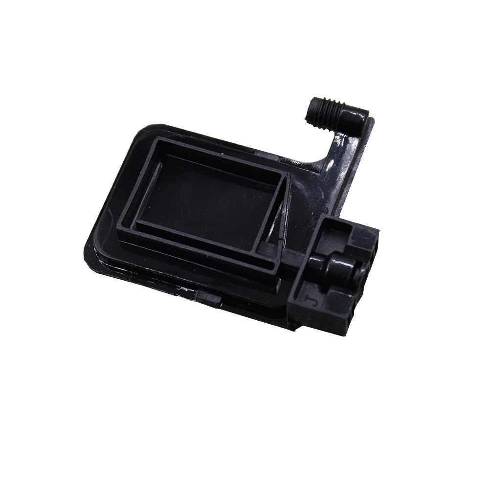 10 pcs 4X3 MM Hitam Besar UV Tinta Peredam untuk Epson DX4 DX5 Peredam besar untuk Roland Mimaki Allwin Xuli X6 Eco Pelarut Printer