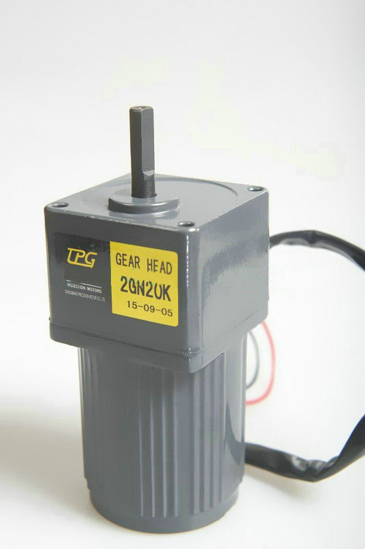 AC220V 6W 2IK6GN-C single-phase speed-regulating gear motor, suitable for mechanical equipment / power tools, including governor