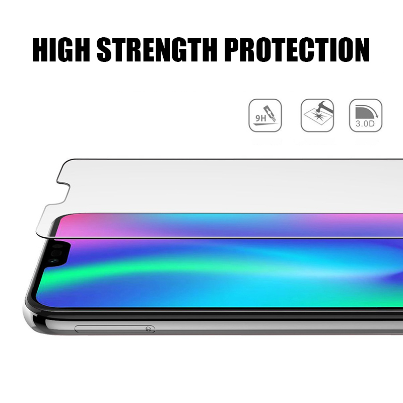 Image 4 - Tempered Glass For Huawei Mate 20 Lite P10 P20 Lite Pro P Smart Screen Protector For Huawei Honor 9 8 Lite Nova 3 3i Film Case-in Phone Screen Protectors from Cellphones & Telecommunications