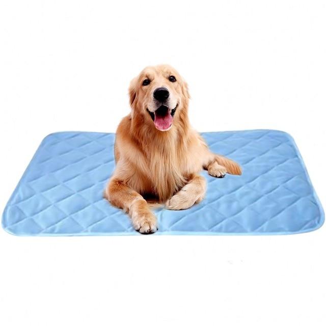 Large Summer Cooling Dog Mat
