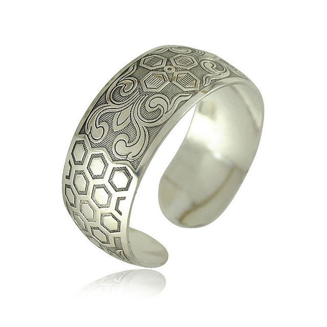 Bohemian Jewelry Silver...
