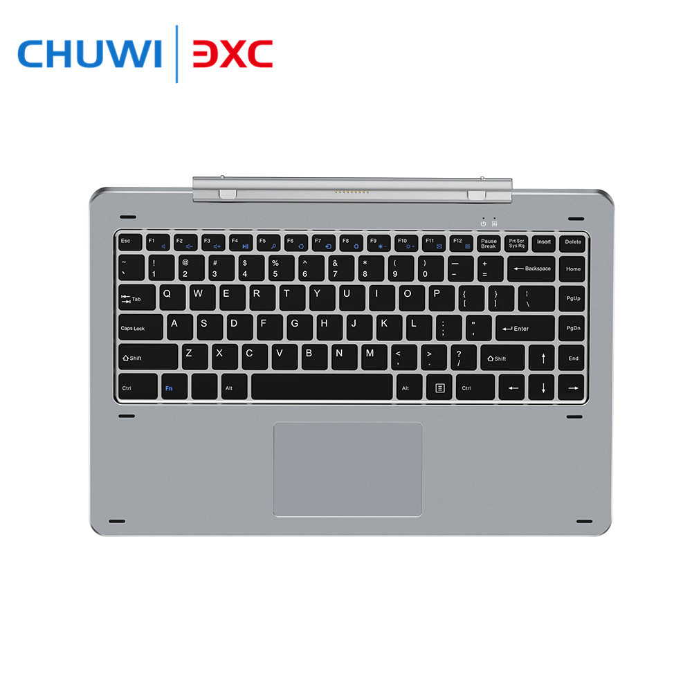 Original Chuwi Hi13 Metal Rotation Keyboard with Magnetic Docking for Chuwi Hi13 Tablet PC Typing Chatting Playing Game original chuwi hibook magnetic docking keyboard gray