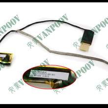 Lcd-Screen-Cable Laptop Compaq for HP Compaq/G62/G62-a00/Lcd Ccd-350401c00-600-G Video-Flex