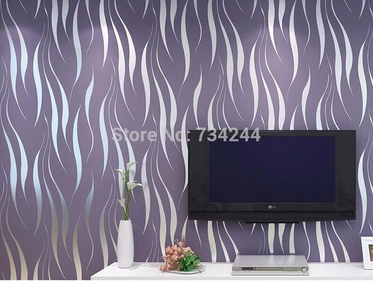 Nowoczesny luksus 3D tapety pasków tapeta papel de parede adamaszku papieru dla salon sypialnia TV kanapa tle ściany R178 25