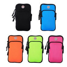 Phone Armband Sports Running Bag Case Cover Running Armbands Universal Waterproof Mobile Phone Bags Holder Outdoor