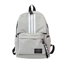 2018 Women Backpack High-Capacity Canvas Sweethearts University High Students Schoolbag laptop bag Travel  Shoulderbag