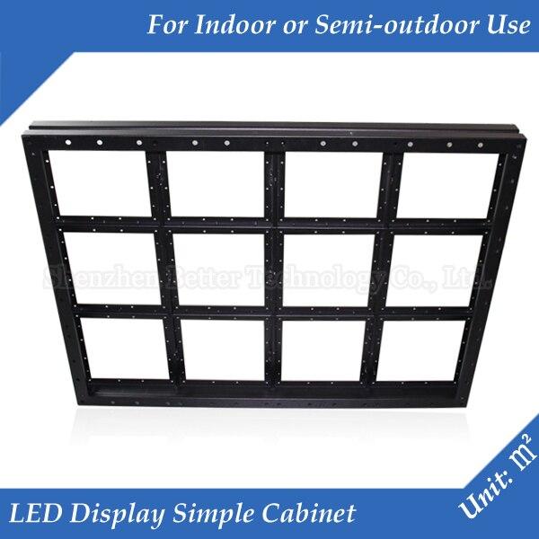 1 Square Meter Per Unit LED Display Simple Cabinet