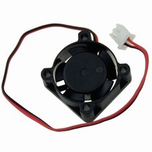 5PCS 25x25x10mm 2510 Ball DC 5V 2Pin Mini Micro Brushless Cooling Cooler Fan 2.5cm