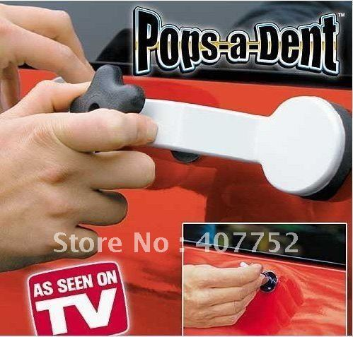 free shipping MOQ 1 SET AS Seen On TV Pops A Dent Auto Body Dent Repair,car Removal Tools,110v or 220v 10piece/lot