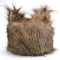 De alta Calidad de Las Mujeres Cap Winter Fashion Faux Fur Cap Sombrero de Orejas de Conejo Para la Navidad Freeshipping 22
