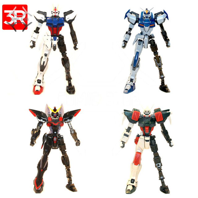 COMIC CLUB IN Stock metal build frame for 1/100 gundam seed Rm stike ...