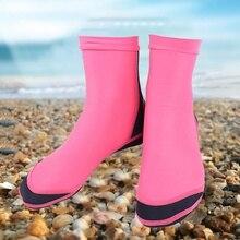 diving gloves Diving Socks Neoprene Nylon 1.5mm Snorkeling Socks Diving Shoes Beach Socks Water Sport Accessories цена