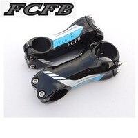 Special free shipping hot 2015 NEW FCFB FW blue stem road bike stem mtb bike stem angle 17 or 6 size70/ 80/90/100/110/120/130mm