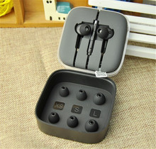 In Stock! For Xiaomi Piston 3 Headsets With Mic Remote Headset 3.5mm Jack Bass Earphones MP3 Piston3 + Retail Box