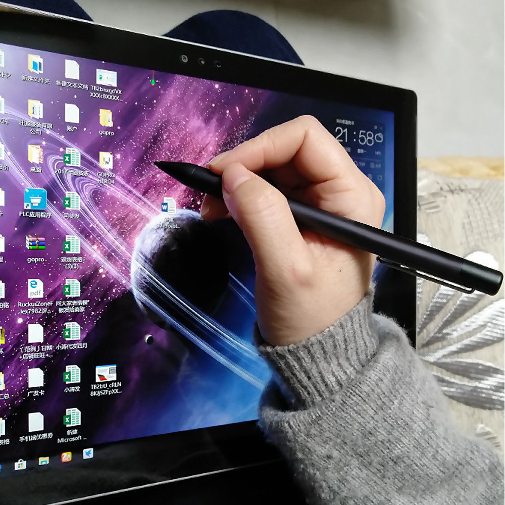 US $35 0 |New N Tirg Stylus Pen For SONY VAIO Z Flip/ACER Spin 5/HP Envy  x360 Pavilion x360/Surface Pro3 Pro4 Pro5 Surface 3 Book Laptop-in Mobile