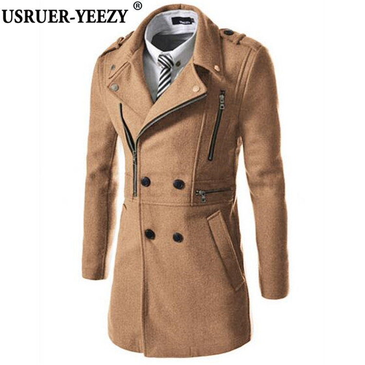 Popular Cool Pea Coat-Buy Cheap Cool Pea Coat lots from China Cool ...