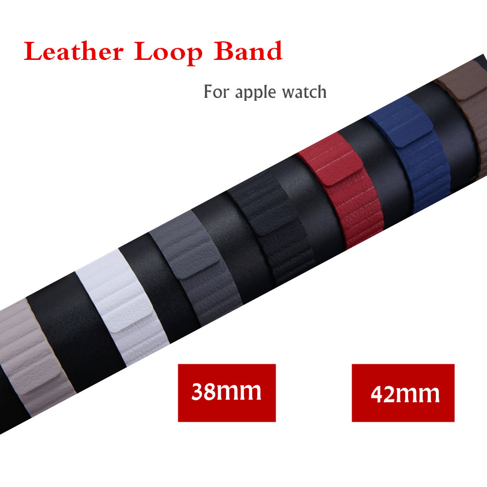 Leather loop for apple watch band strap 42mm/38mm iwatch 3/2/1 leather band bracelet belt watchband Adjustable Magnetic Closure car styling led drl for mercedes benz w204 c class c180 c200 c250 c260 c300 2008 2010 led bumper daytime running lights daylight