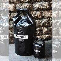 Открытый мешок сухой 6 цветов портативный рафтинг Дайвинг сухой мешок водостойкий складной плавание сумка для хранения реки треккинг 5L/25L
