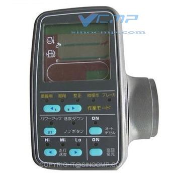 7834-72-4000 Excavator Monitor for Komatsu PC200-6 PC210-6 PC220-6 PC230-6, 1 year warranty
