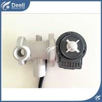 100% Nieuwe Voor Wasmachine Onderdelen B20-6A = B20-6 Afvoer Pomp Motor Goed Werkende Set