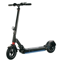 Freego S10 Foldable Electric Scooter 800W 48V Electric Kick Scooter with 10 Inch Wheels