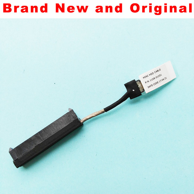 New mini HDD cable For Lenovo Flex3 1120 Yoga 300 300 11IBY yoga300 11 Hard Driver cable  Connector 1109 01051 5C10J08424