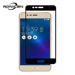 Image 1 - Full Cover Tempered Glass For ASUS Zenfone 3 MAX ZC520TL ZC520 TL ZC 520TL on max3 X008D X008 Glass Screen Protector Capa Fundas