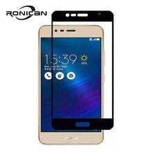Pełna hartowana obudowa szklana dla ASUS Zenfone 3 MAX ZC520TL ZC520 TL ZC 520TL na max3 X008D X008 szklany ochraniacz ekranu Capa Fundas