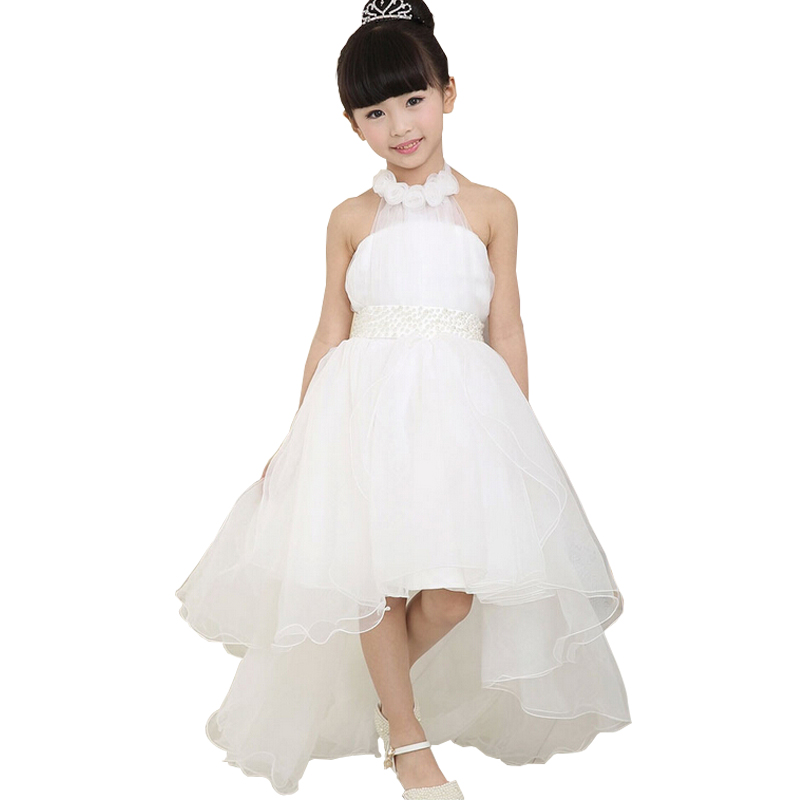 Online Shop New 2017 Summer 6 7 8 9 Yrs Wedding Party Formal Gown ...