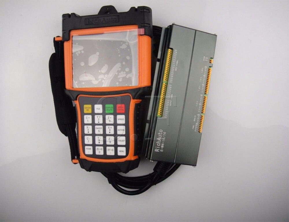 4 assi cnc sistema di controllo del movimento sistema di controllo DSP A58 richauto marca spedizione gratuita