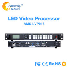 2 HDMI & DP input hd video processor LVP915 with audio like vdwall lvp615 video wall controllers for led fixed installation