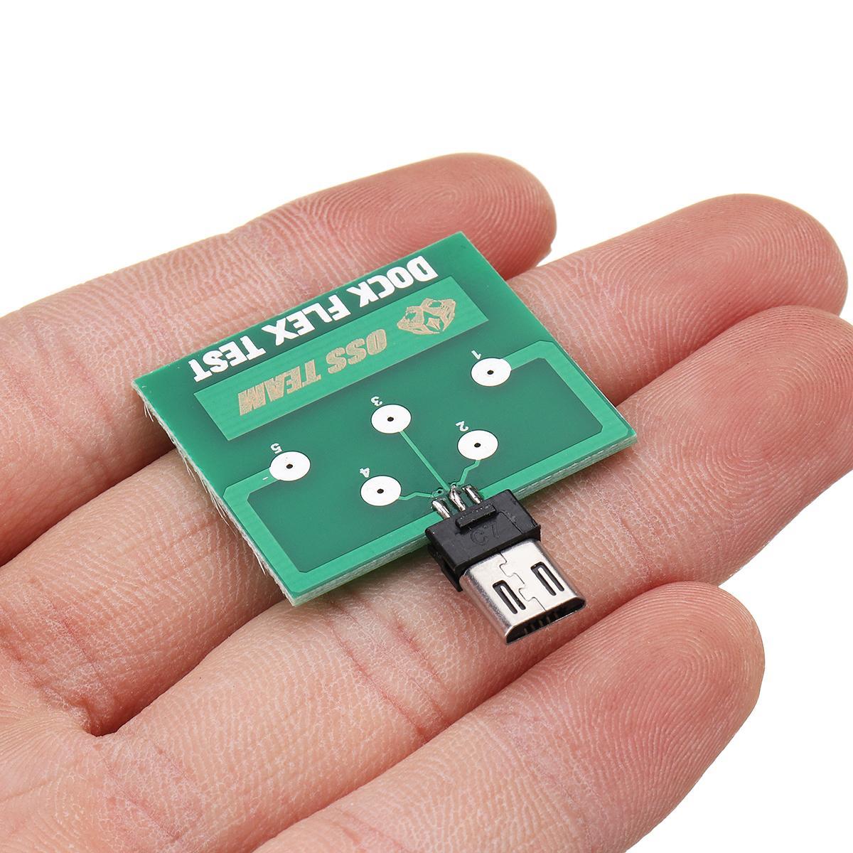Aliexpress.com : Buy 1PC Micro USB 5 Pin PCB Test Board