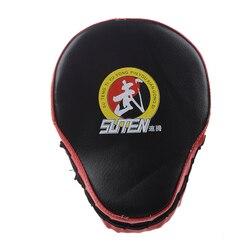 New sale suten pu leather boxing sparring mitt training target focus punch pad glove muay thai.jpg 250x250