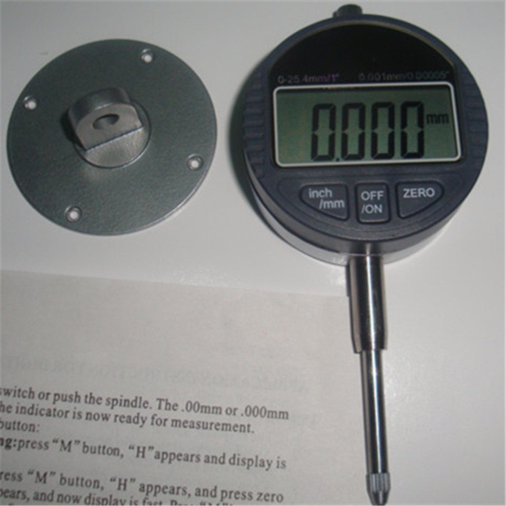 6 Digital Indicator : Free shipping mm quot digital indicator