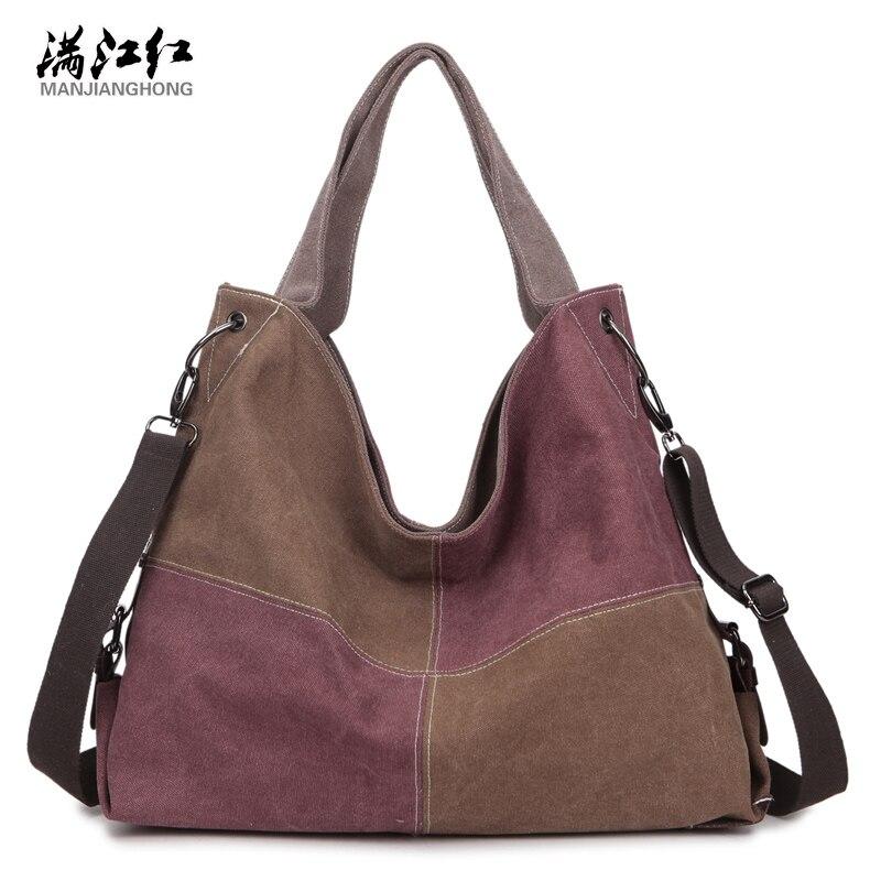 popular bolsa de lona moda Number OF Alças/straps : Único