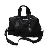 Wobag Fitness Bag Nylon Travel Bag Men and Woman Motion Casual Handbag New Large Capacity Outdoor Duffel Bag