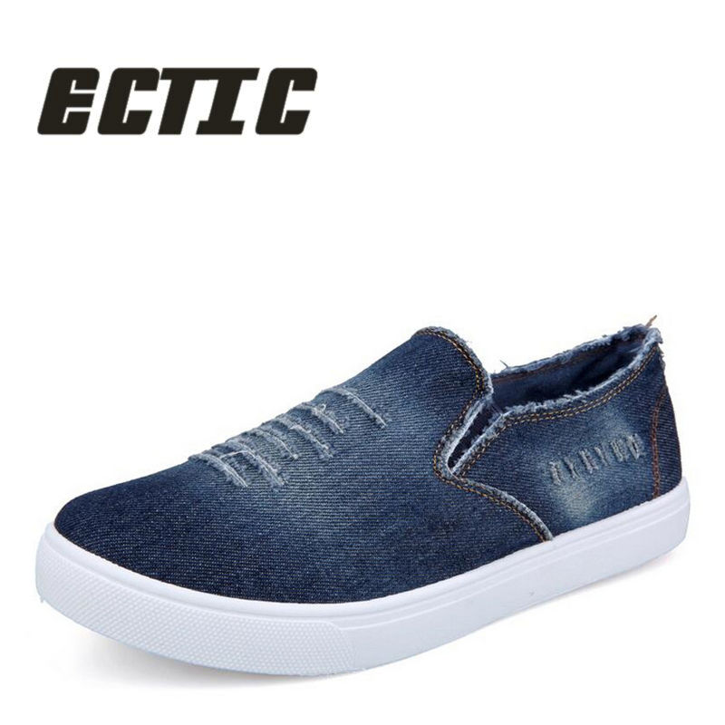 ECTIC 2018 Νέα παπούτσια ανδρών πάνινα - Ανδρικά υποδήματα
