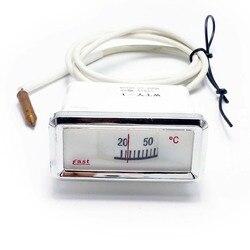 20-110 Celsius termômetro para a caldeira ou aquecedor de água tipo de ponteiro nenhuma fonte de energia necessária