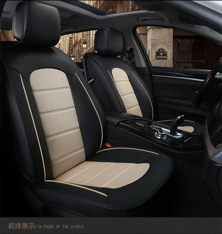 Automobiles Seat Covers Energetic To Your Taste Auto Accessories Car Seat Covers Leather Cushion For Ferrari Gmc Savana Jaguar Smart Lamborghini Universal Cushion The Latest Fashion Interior Accessories