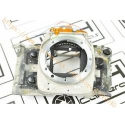 100% Original D200 Mirror Box Main Body Framework with Aperture Control,Reflective Mirror Glass,Viewfinder For Nikon D200