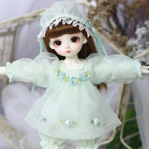 Image 5 - Free Shipping Marie BJD YOSD Doll 1/6 Body High Quality Resin Toys Free Eye Balls LCC Fashion littlefee Oueneifs Gift