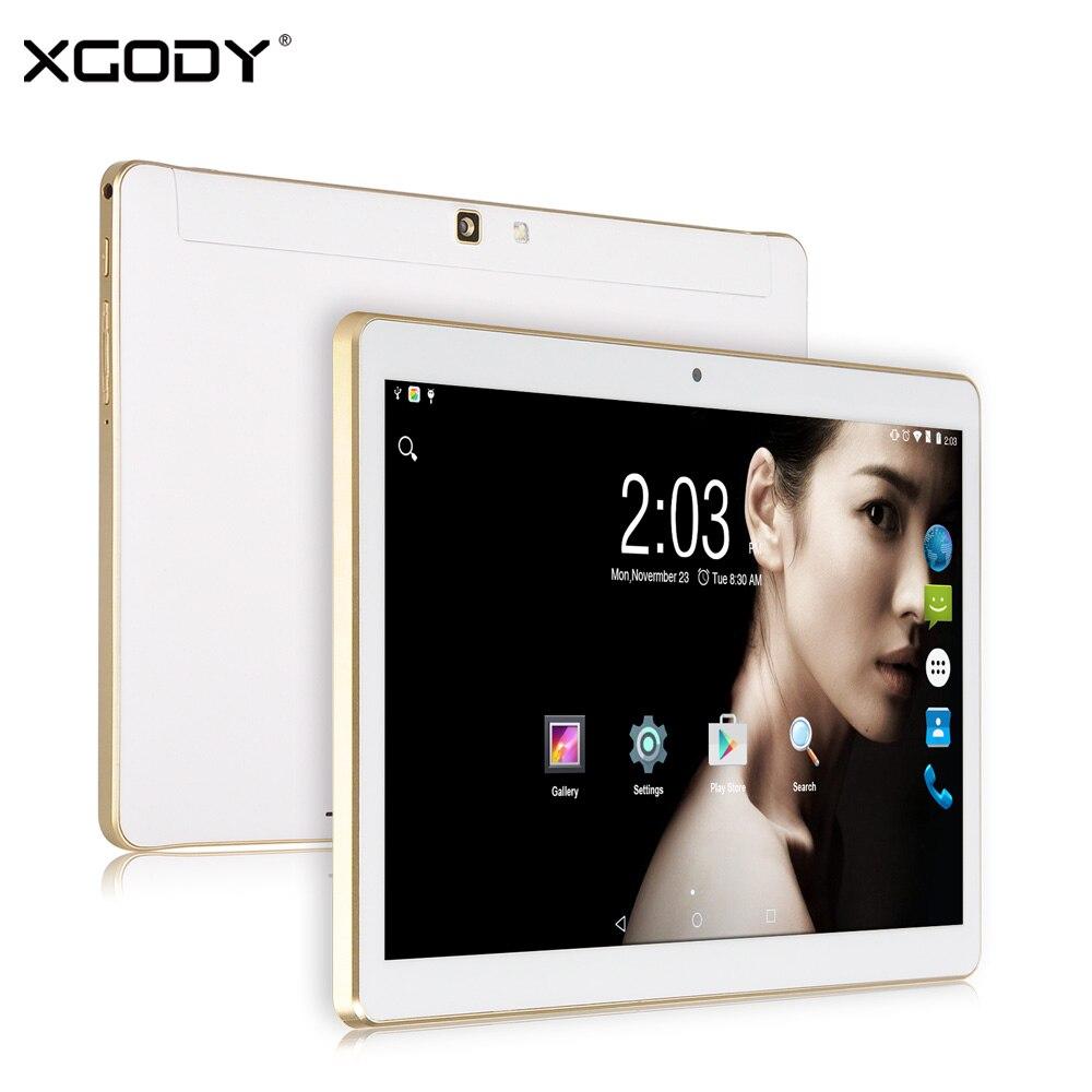 XGODY T950 9.5 Pulgadas Tablet PC Android 5.1 1 GB RAM 16 GB ROM Quad Core 3G Du