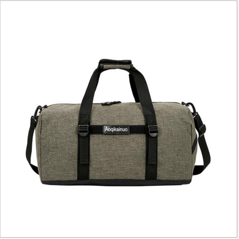 Handbag Duffle-Bag Gym-Bags Travel Training Yoga Waterproof Sports Women New Leisure