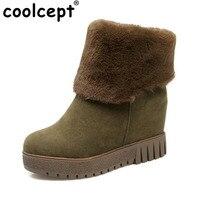 Coolcept Women Flats Sandals Print Flowers Slippers Peep Toe Shoes Women Leisure Daily Footwear Size 35
