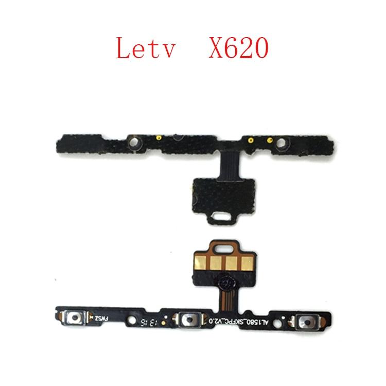 1PCS Power On/off + Volume Button Keypad Flex Cable Ribbon For Letv LeEco Le2 X620