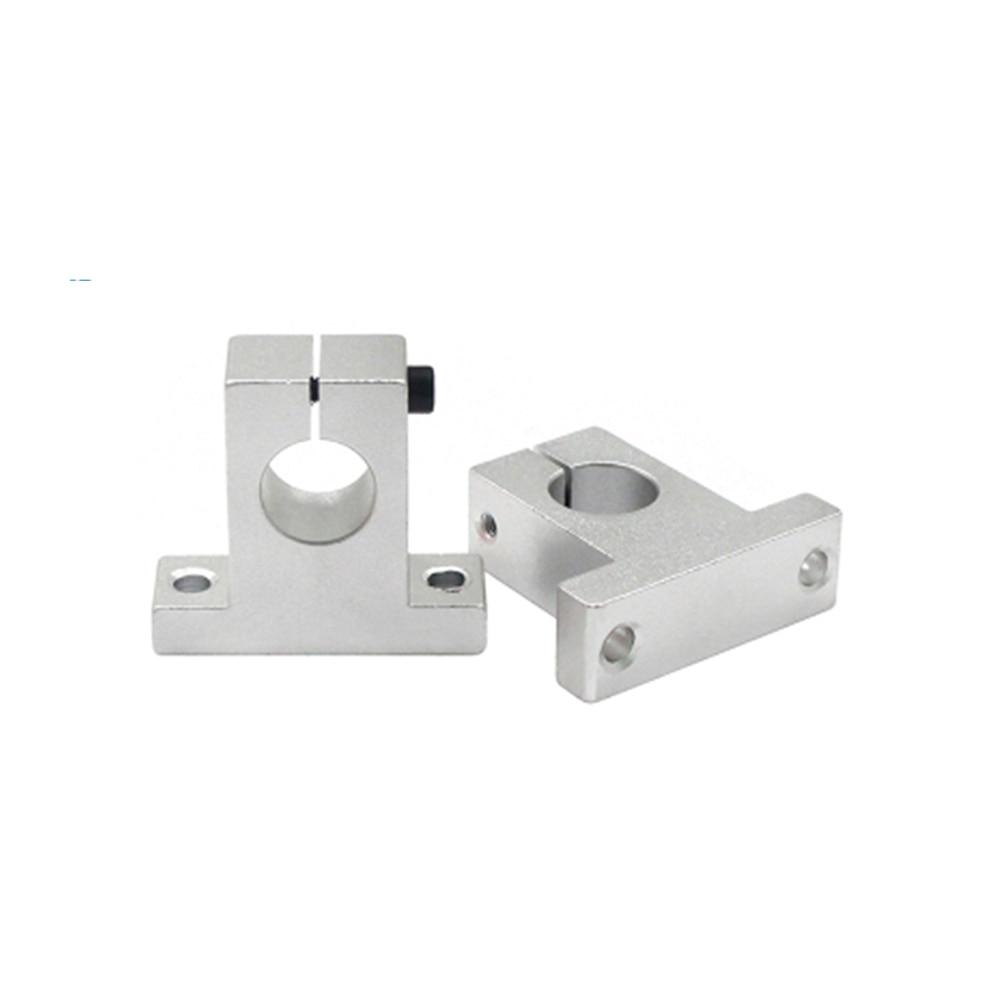 16mm SCV16UU Linear Ball Bearing Pellow Block Unit FOR XYZ CNC SCV16 4 PCS