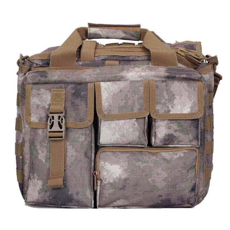 ФОТО Men Messenger Bag Military Multifunction Single Shoulder Pack Large Camo Camouflage Cossbody Casual Laptop Handbag