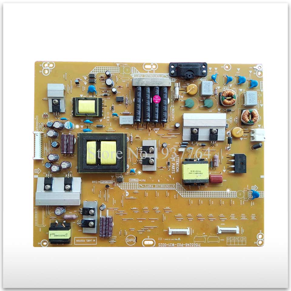 good working power supply board 715G5246-P02-W21-002S good working original used for power supply board led50r6680au kip l150e08c2 35018928 34011135